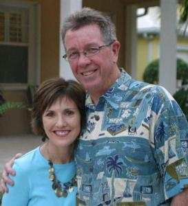 Scott and Michele Hamilton
